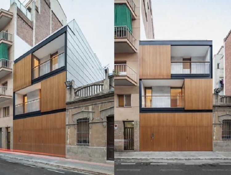 Spanish studio Alventosa Morell Arquitectes