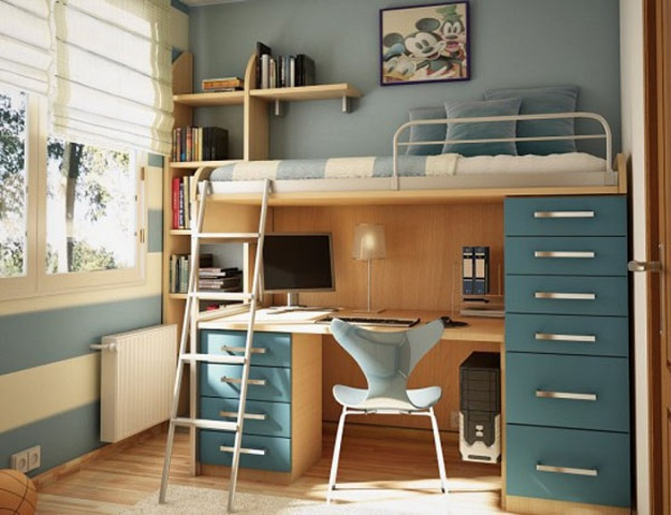 Multifunctional Furniture For Limited House Space - Cozy Design