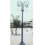 Jual Tiang Lampu Hias - Type Masterina Cabang 4