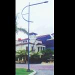 Tiang Lampu Jalan Perumahan Type Permata Boulevard