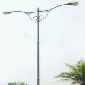 Tiang Lampu Jalan Antik - Type Royal Golf Cabang 2