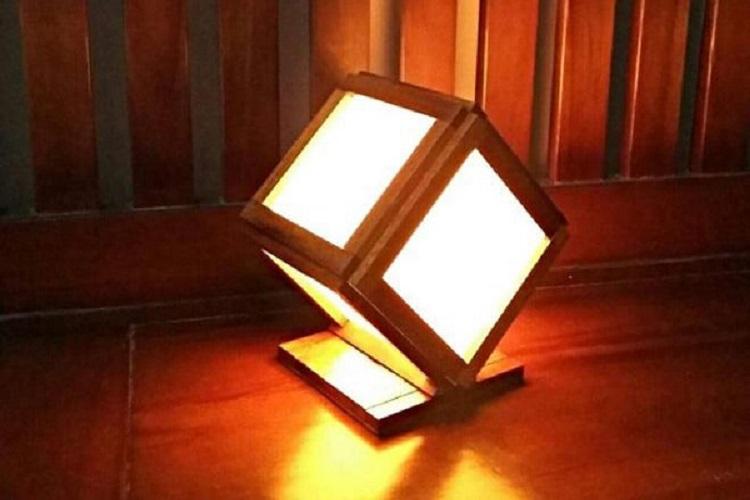 Jenis Lampu Hias Kayu