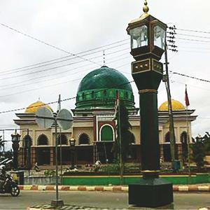 Tia-Madinah-Al-munawaroh