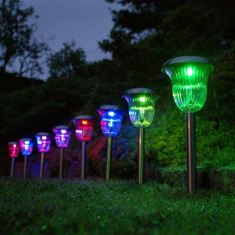 Ide Pencahayaan Untuk Taman Kota Dan Pribadi Indalux Enterprindo