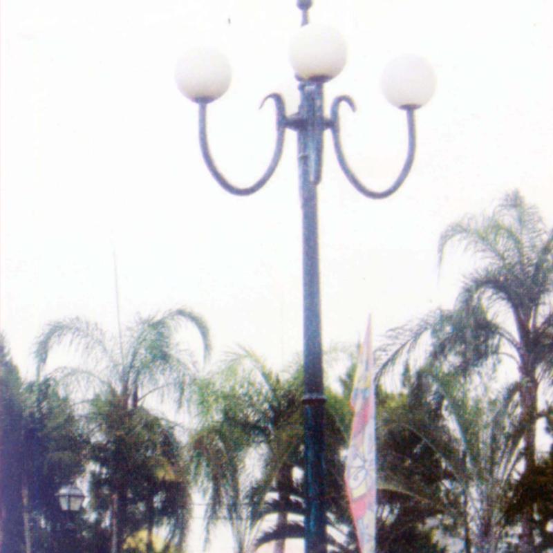 Tiang Lampu Taman Antik - di Jakarta Type Mekar Kharisma Cabang 4