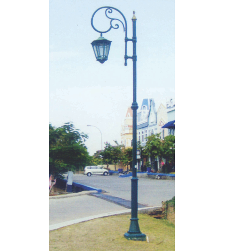 Tiang Lampu Hias - Type Royal