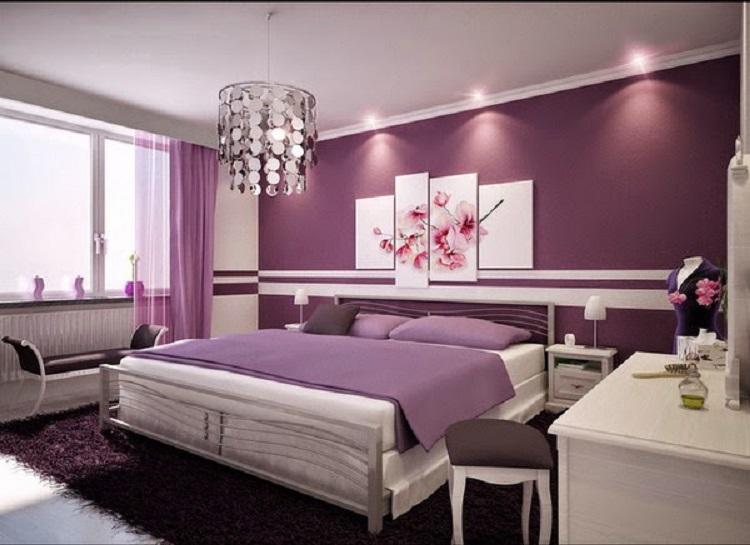Lampu gantung ruang tidur