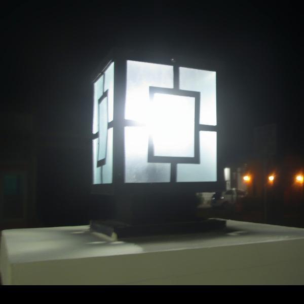 lampu-pagar