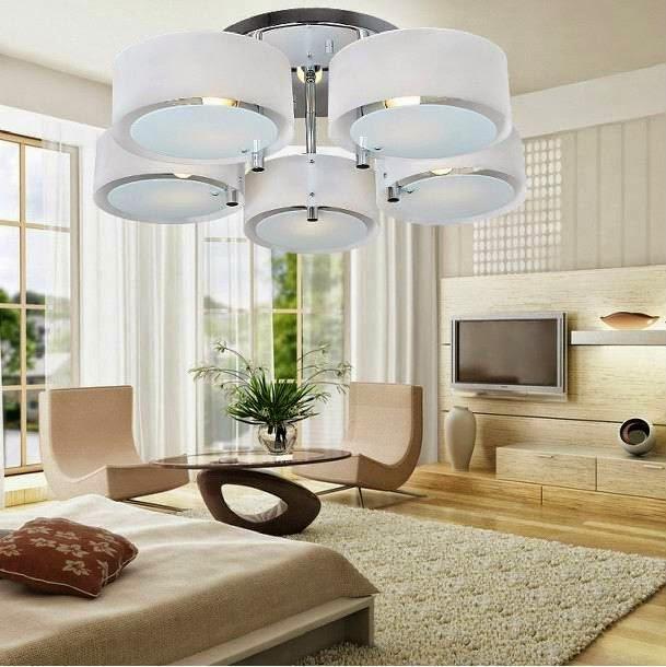 Lampu Hias Ruang Tamu Minimalis